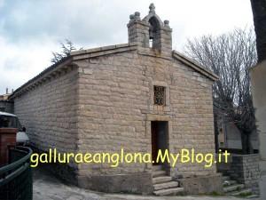 Chiesa di Nostra Signora d'Itria - Aggius (OT)