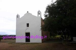 Chiesa campestre di Santa Maria di Lu Macchjetu - Luogosanto (OT)