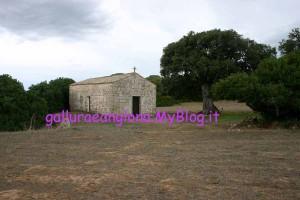 Chiesa campestre di San Simplicio - Luogosanto (OT)