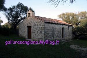 Chiesa campestre di San Salvatore - Luogosanto (OT)