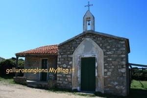 Chiesa campestre di San Silverio - Aglientu (OT)