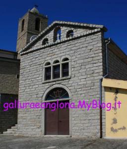 Chiesa di Santa Croce - Bortigiadas (OT)