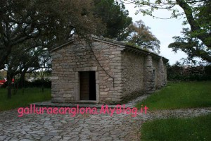 Chiesa campestre di San Sebastiano - Calangianus (OT)