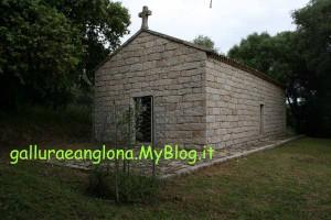 Chiesa campestre di Santa Reparata - Luogosanto (OT)