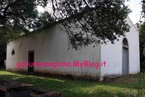 Chiesa campestre di San Giacomo apostolo - (Luogosanto - OT)