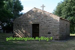 Chiesa campestre di San Biagio - Luogosanto (OT)