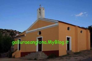 Chiesa campestre di San Paolo eremita (Santu Paulu Calta) - Arzachena (OT)
