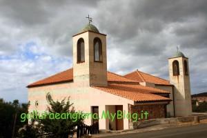 Chiesa campestre di San Francesco di Li Mucci - Badesi (OT)