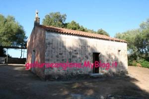 Chiesa campestre di San Lussorio - Luogosanto (OT)