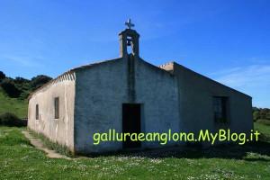 Chiesa campestre di San Michele arcangelo - Luras (OT)