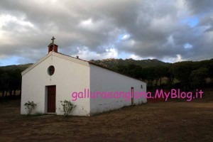 Chiesa campestre di San Rocco - Bortigiadas (OT)