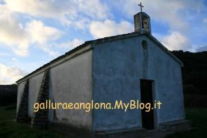 Chiesa campestre di San Biagio - Aglientu (OT)