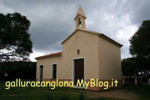 Chiesa campestre di San Giovanni battista - Aglientu (OT)