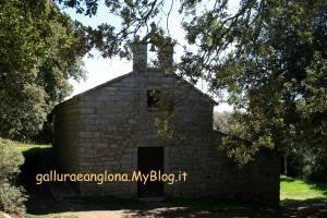 Chiesa campestre di San Pancrazio di Monti 'Agliu - Aglientu (OT)