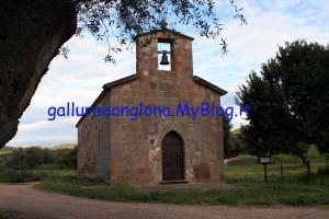 Chiesa campestre di Santa Vittoria di Su Sassu - Perfugas (SS)