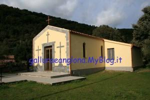 Chiesa campestre di Santa Lucia in Figa Ruja - Bortigiadas (OT)