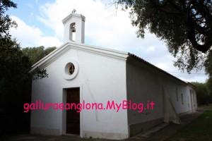 Chiesa campestre di Santa Maria di Vignola - Trinità d'Agultu e Vignola (OT)