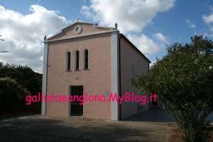 Chiesa campestre di San Paolo apostolo - Luogosanto (OT)