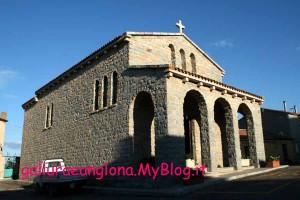 Chiesa di San Quirico - Luogosanto (OT)