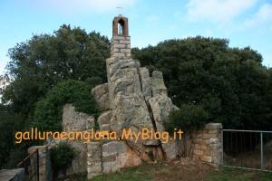 Tabernacolo con Madonna di Lourdes - Aglientu (OT)